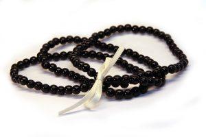 bracelet bijou obsidienne