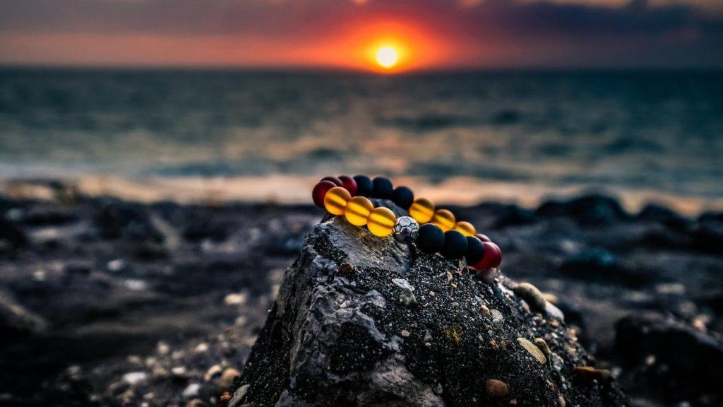 bracelet -pierre