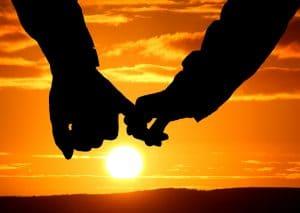 bracelet couples amoureux