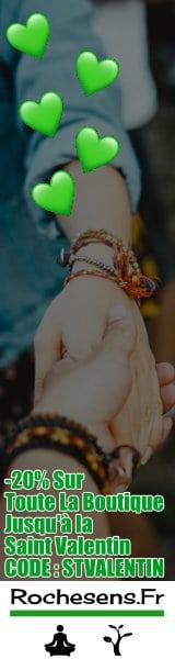 promotion saint valentin bracelet pierre