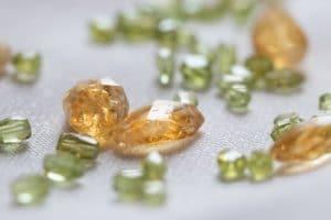 pierres associer avec la citrine