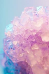 recharger quartz rose